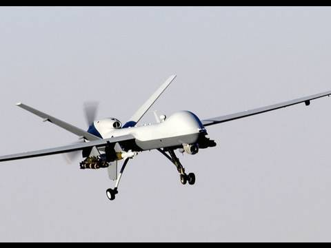 UAV 2500mm Military R C Drone By ProJet