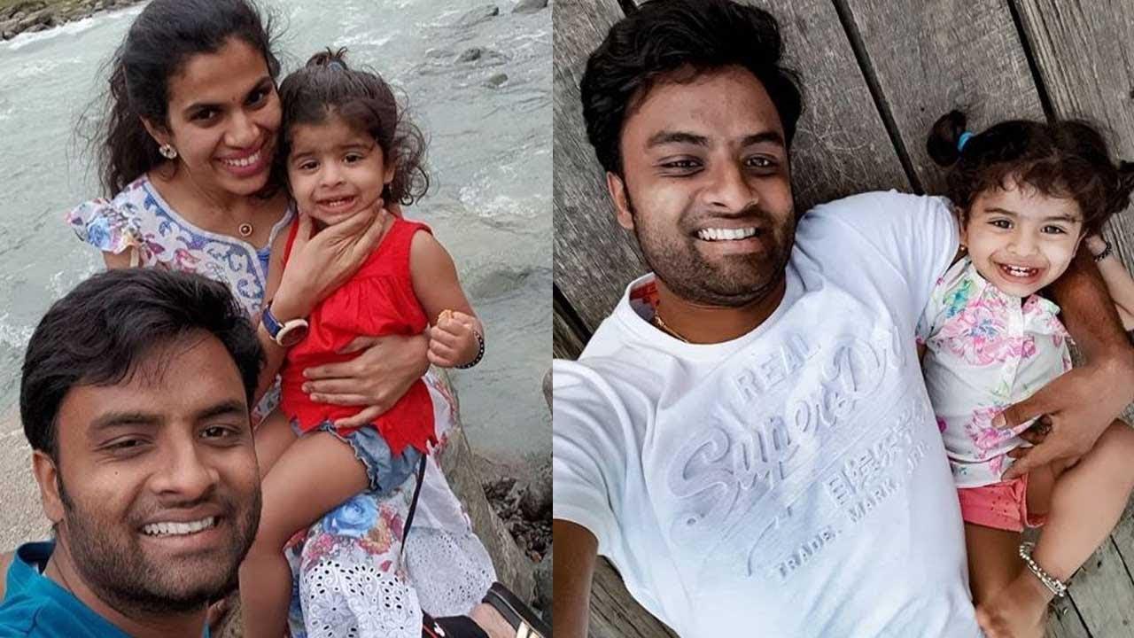 Singer Hemachandra Family Vacation Photos Hema Chandra Sravana Bhargavi Youtube