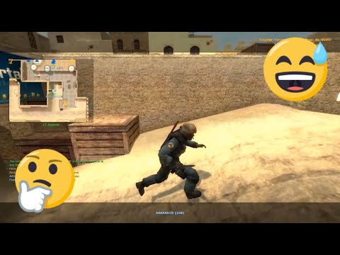 Counter-Strike: Source  | Two Person | Play On Server #15 | PC 1080P 60FPS
