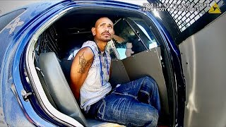 Las Cruces Police Recover Stolen Vehicle; Sort-of StarChase Deployment