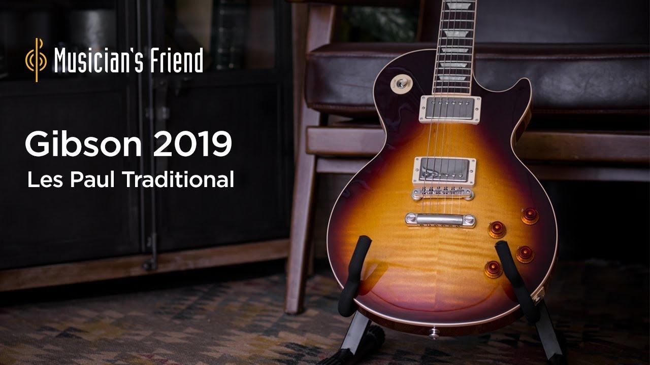 Les Paul Traditional 2019 Electric Guitar