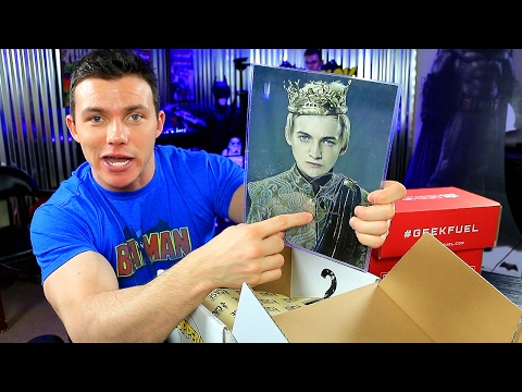 Unboxing New Movies and Stuff & Channel Updates!