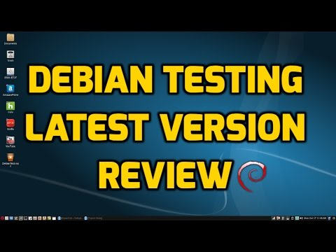 Debian Testing Latest Version - Review