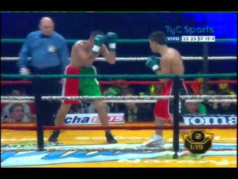 Sergio LIENDO vs Joel FERNANDEZ - Full Fight - Pelea Completa