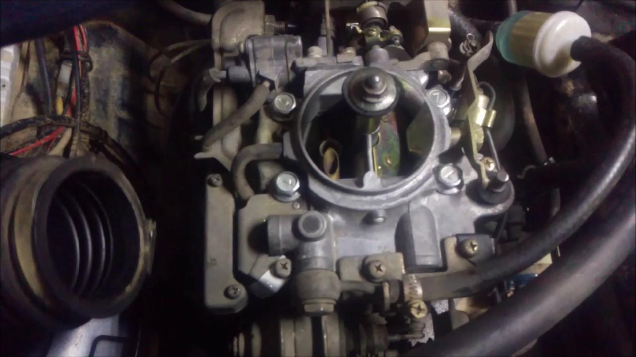 Brico carburador sj413