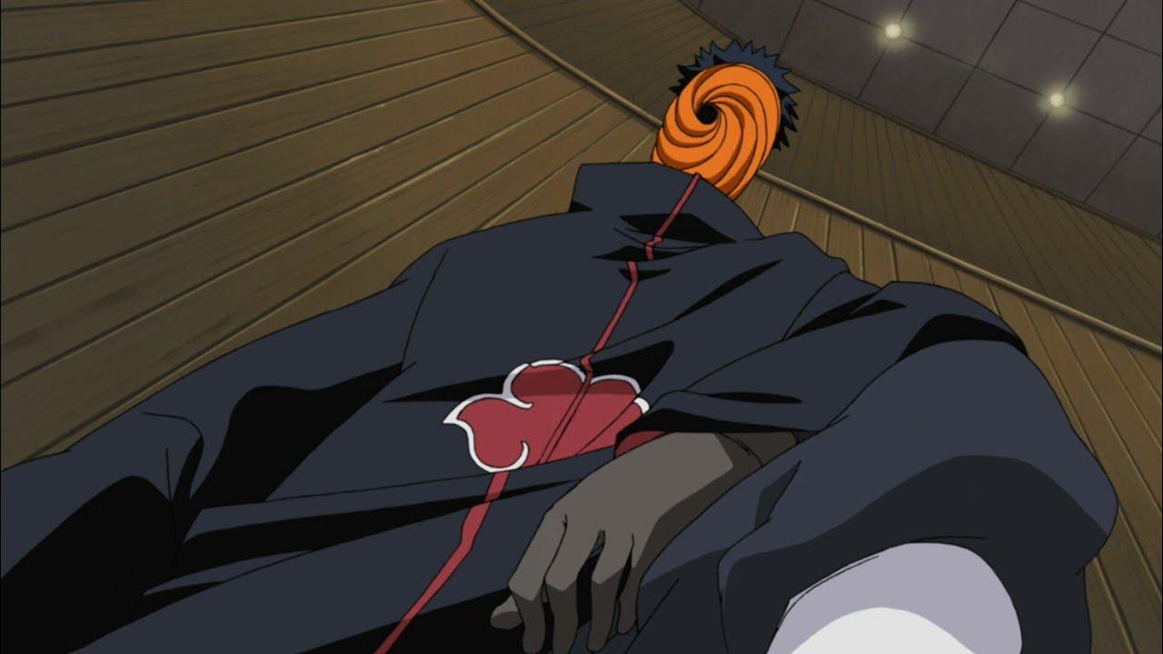 Tobi Declares Fourth Great Ninja War The Akatsuki Tv