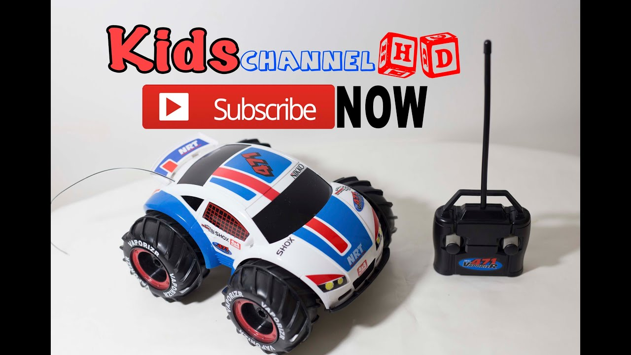 nikko vaporizr rc racer car unboxing and demo youtube. Black Bedroom Furniture Sets. Home Design Ideas