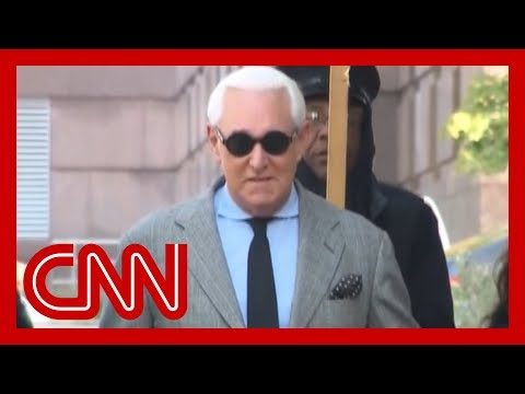 Trump associate Roger Stone found guilty on all counts