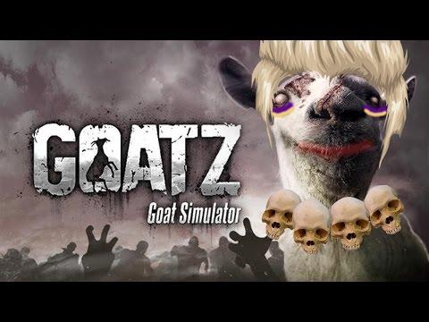 Goat simulator goatz | เมื่อแพะอยากเป็นหมอผี zbing z.