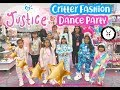 Justice Critter Fashion Dance Party