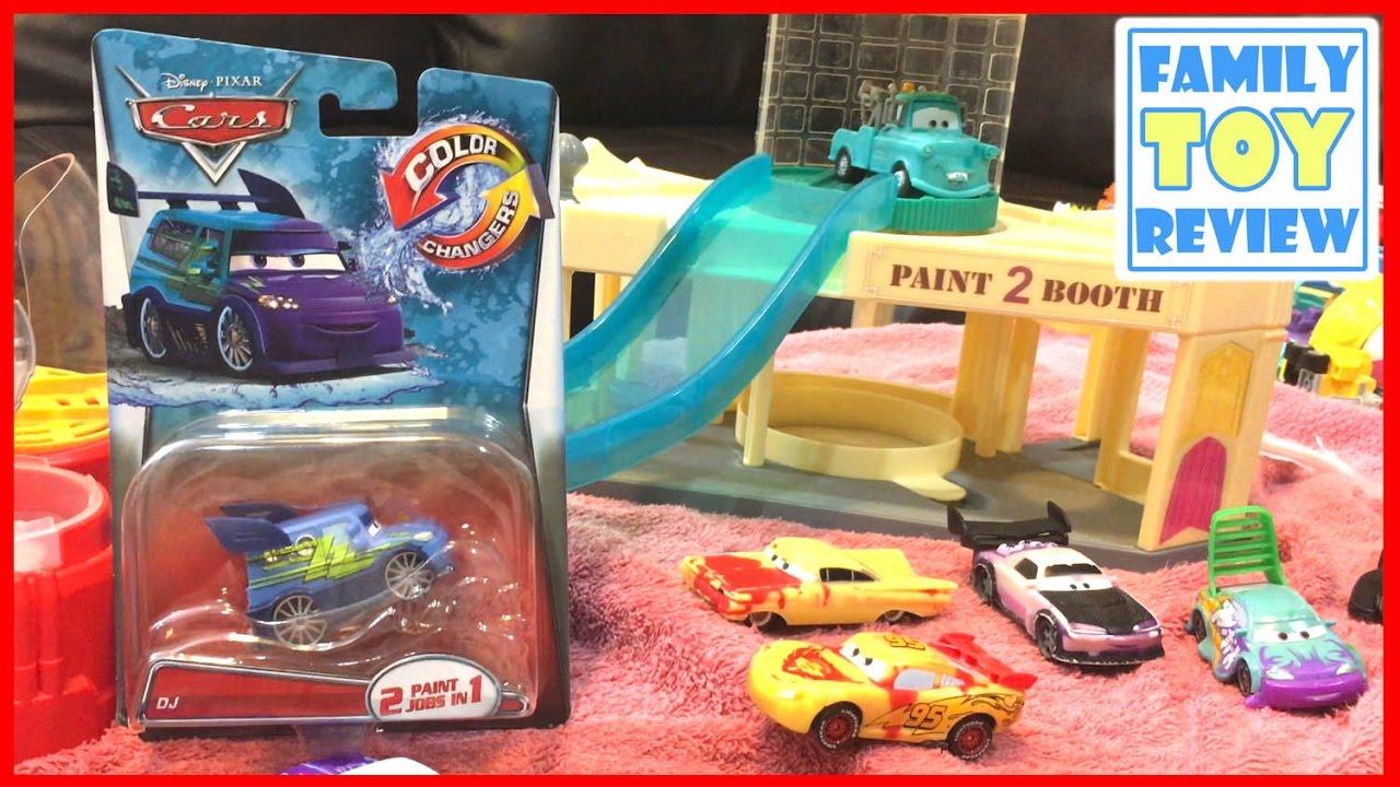 Cars Color Changers: 12 Disney Cars COLOR CHANGERS