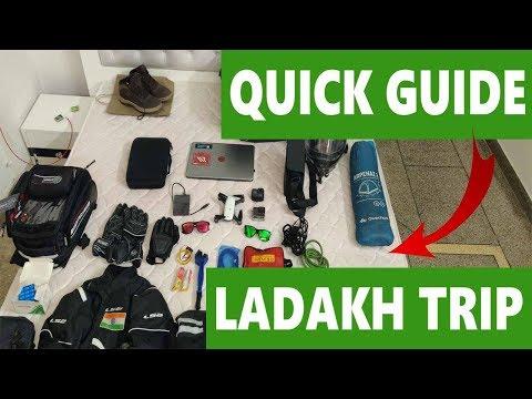 Prepare Bike and Yourself before Leh Ladakh Trip  IIRRDII