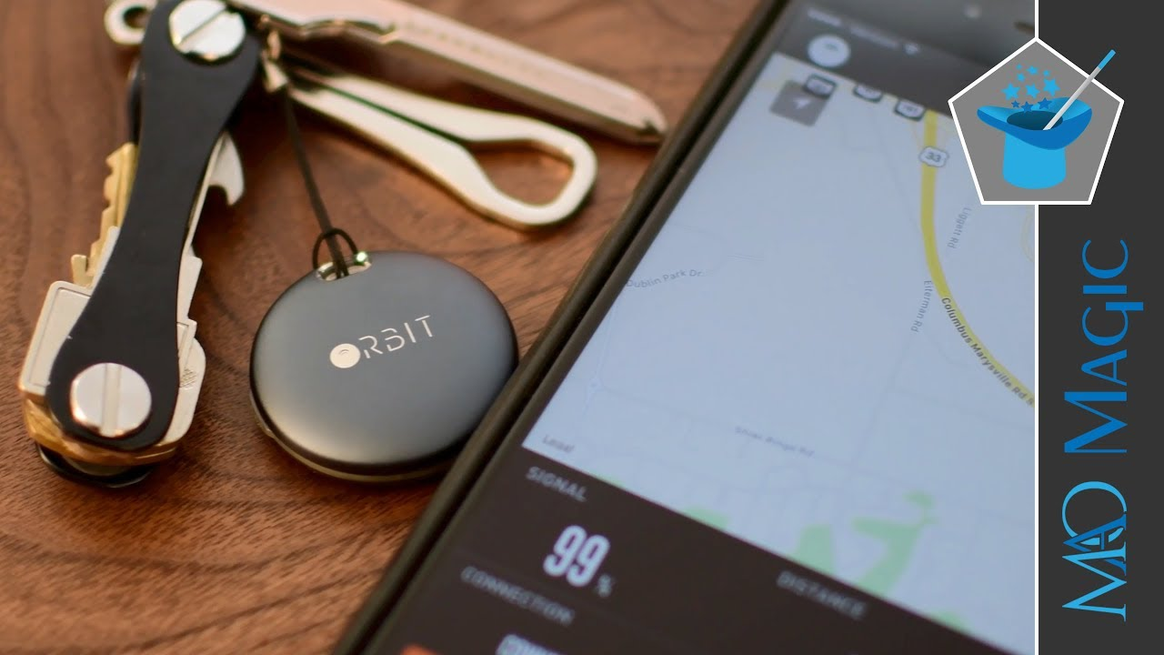 Orbit Bluetooth Tracker Another Competitor To Take On Tile - Orbit tracker