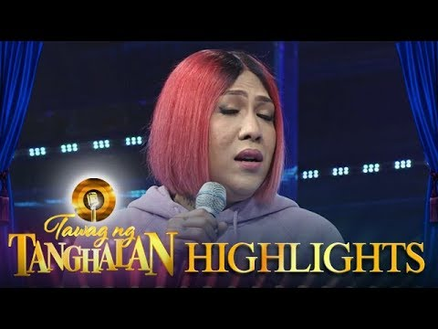 Tawag ng Tanghalan: Vice Ganda's version of the Happy Birthday song
