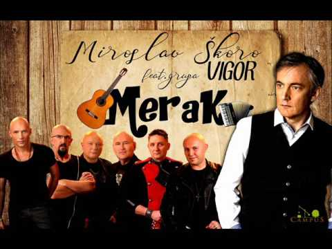 MIROSLAV ŠKORO I VIGOR - Merak (OFFICIAL AUDIO)