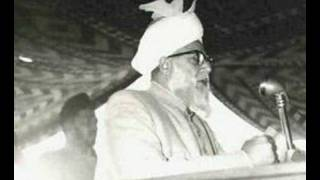 Beautiful Memories of Hazrat Khalifat Tul Massih Salis III