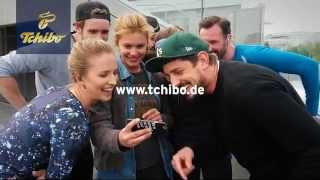 Making of: Cool Running bei Tchibo