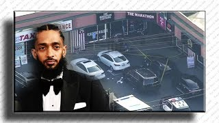 Nipsey Hussle Dead at 33 After Getting Shot in Los Angeles - Confirmed Video!
