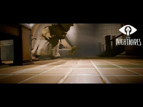 Little Nightmares - Deep Below the Waves Trailer   PS4, XB1, PC