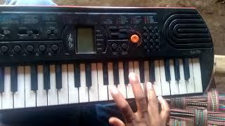Tiger Dance on Keyboard cosio