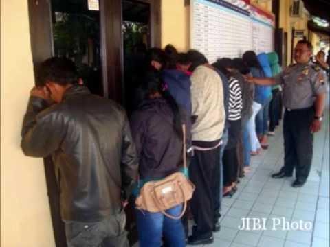 PNS Terjaring Razia di Penginapan Bayanan Sambirejo