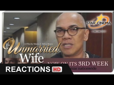 Reactions - Boy Abunda - 'The Unmarried Wife' - 동영상