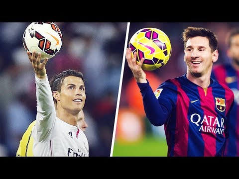 Cristiano Ronaldo vs Lionel Messi: who's scored more hat-tricks? | Oh My Goal