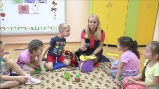 Английский язык в детском саду №172 г.Тюмени