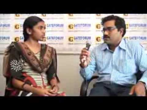 GATE Students interview Coimbatore GATEFORUM- GATE 2013