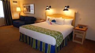 Disneyland Paradise Pier Hotel Theme Park View Concierge Room