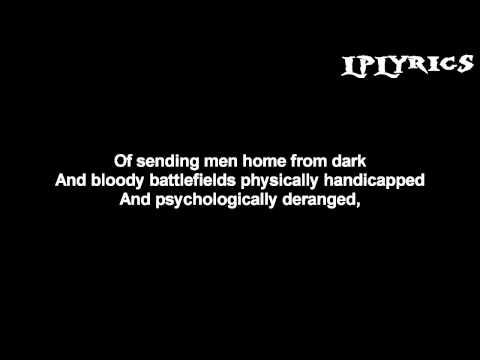 Linkin Park - Wisdom Justice And Love [Lyrics on screen] HD