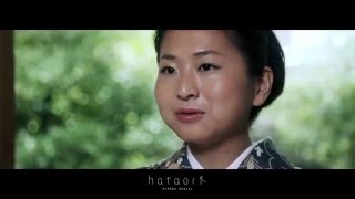 hataori channel vol.06 【着物×茶道×日本人】遠州流茶道家・小堀宗翔インタビュー (動画)