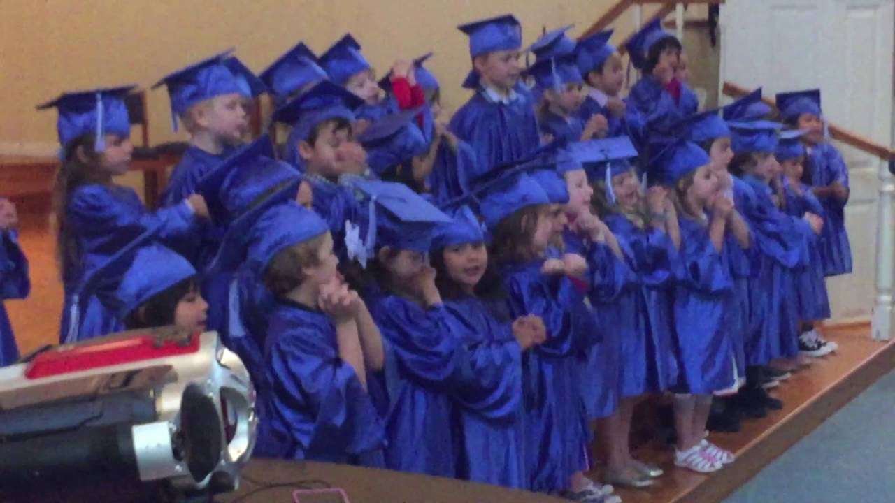 preschool graduation song youtube