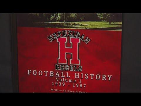 Hephzibah High School Football History Book
