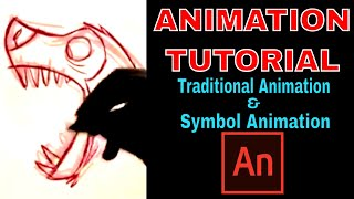 Abo and Karo Animation Tutorial in Animate CC