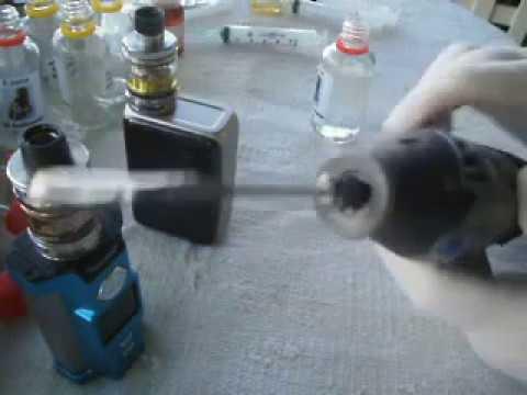 E-liquid / Preparado a Minitorno
