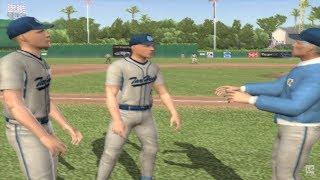 MVP 07: NCAA Baseball PS2 Gameplay HD