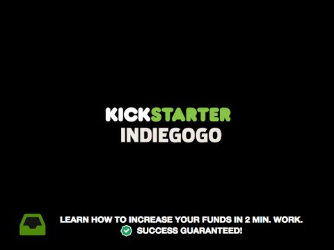 Kickstarter / Indiegogo: How to boost your funds in 2 minutes work by www.greeninbox.com