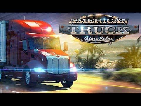 شرح تحميل وتثبيت لعبة American Truck Simulator بحجم 2 جيجا فقط وبرابط مباشر