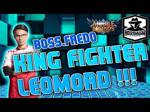 King Of Fighter !!! Fredo Guna Leomord Mengganas ! Ketika Fredo Guna Leomord !