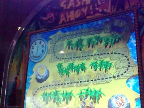 casino fruit machine Cash Ahoy 5 MAPS £500 jackpot
