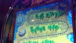 casino fruit machine Cash Ahoy 5 MAPS £500 jackpot