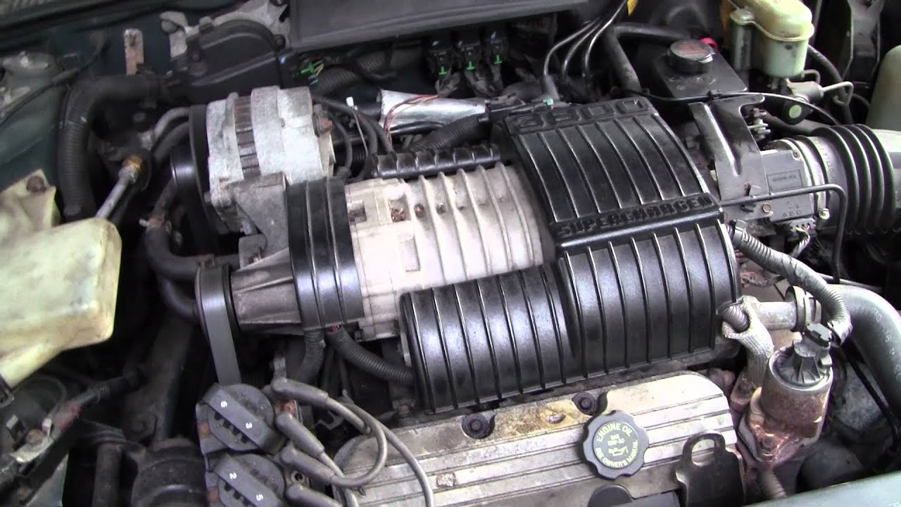 how to a vac leak on a series i supercharged 3800 l67