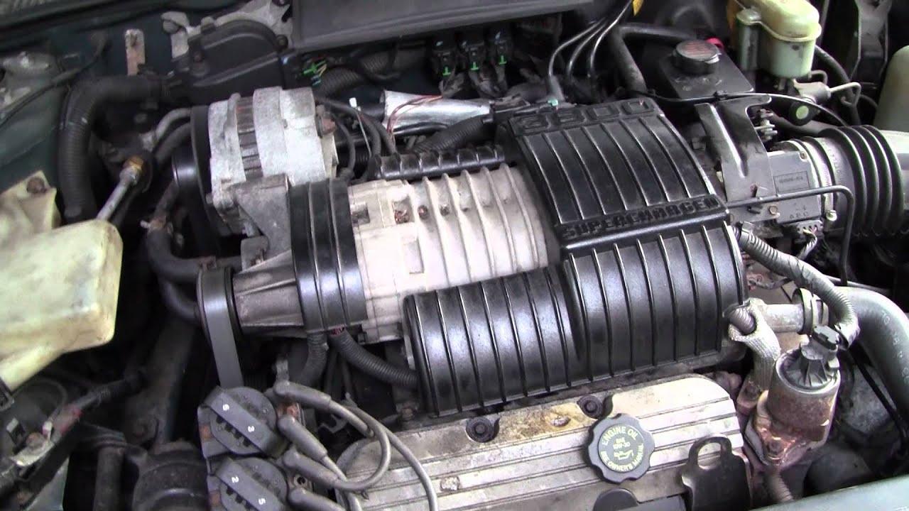 3800 Series 2 Engine Diagram Sea Lion Anatomy Buick 1