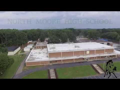 NORTH MOORE HIGH SCHOOL
