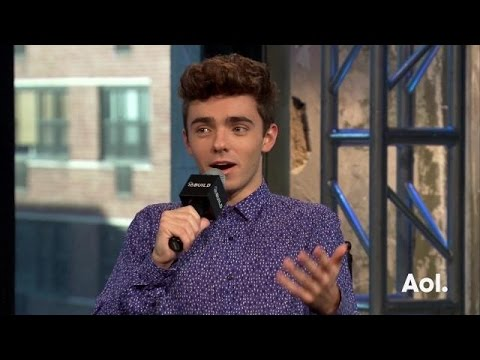"""Nathan Sykes On """"Over and Over Again""""   AOL BUILD"""