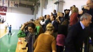 Foça'da Maç Sonu - Ekiz Yumurta Foça Basketbol Kulübü