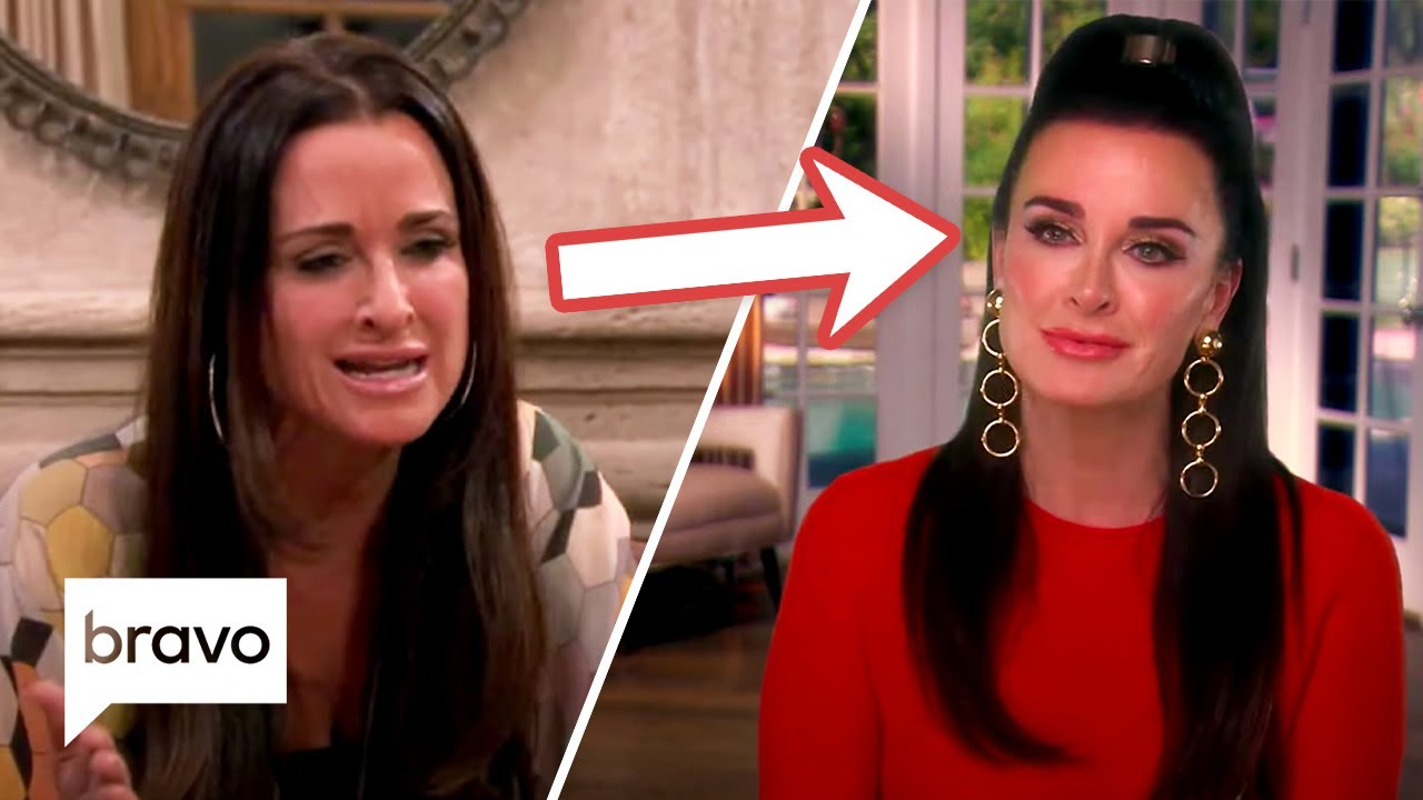 Kyle Richards and Kathy Hilton Interview EACH OTHER! (Exclusive)