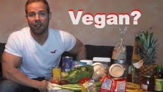 Vegane Lebensmittel zum Muskelaufbau und Fett verlieren ***auch für Nicht-Veganer***