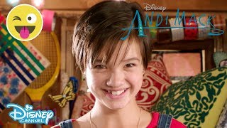 Andi Mack | Title Sequence | Official Disney Channel UK